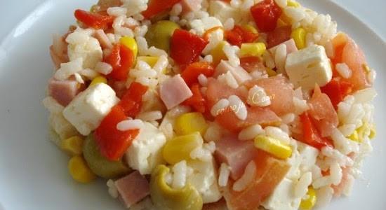 Recetas de cocina faciles para estudiantes arroz r pido - Cocinar facil y rapido ...