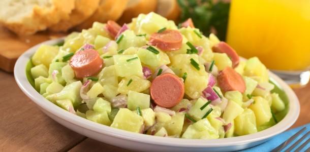 Recetas de cocina faciles para estudiantes ensalada alemana - Rectas de cocina faciles ...
