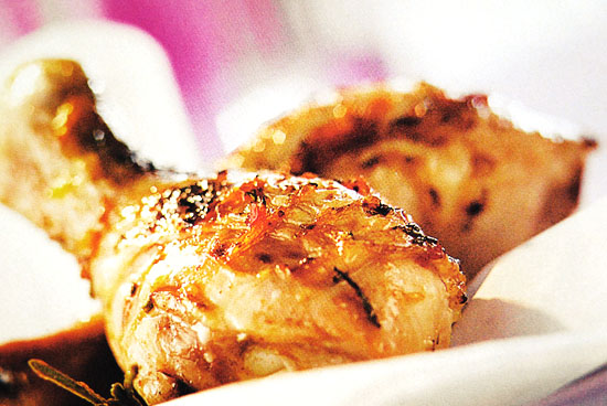 Recetas de cocina faciles para estudiantes muslitos de - Muslitos de pollo ...
