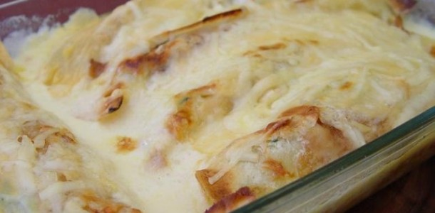 Recetas de cocina faciles para estudiantes pechugas de pollo con bechamel - Rectas de cocina faciles ...