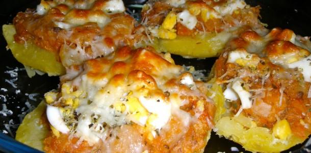 Recetas de cocina faciles para estudiantes patatas rellenas de carne - Rectas de cocina faciles ...