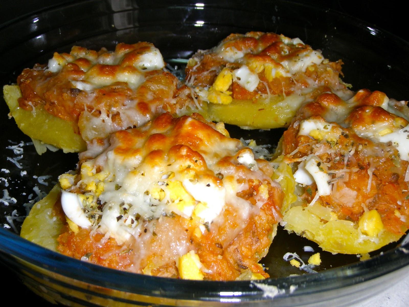 Recetas de cocina faciles para estudiantes patatas for Comidas caseras faciles
