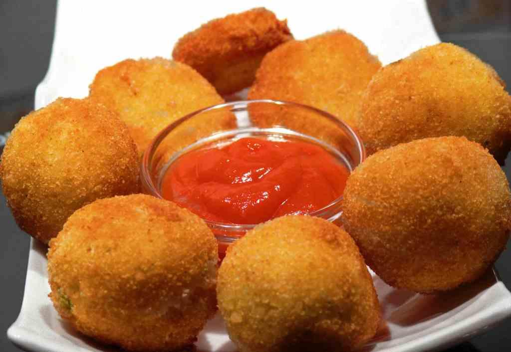Recetas De Cocina Croquetas | Recetas De Cocina Faciles Para Estudiantes Croquetas De Arroz