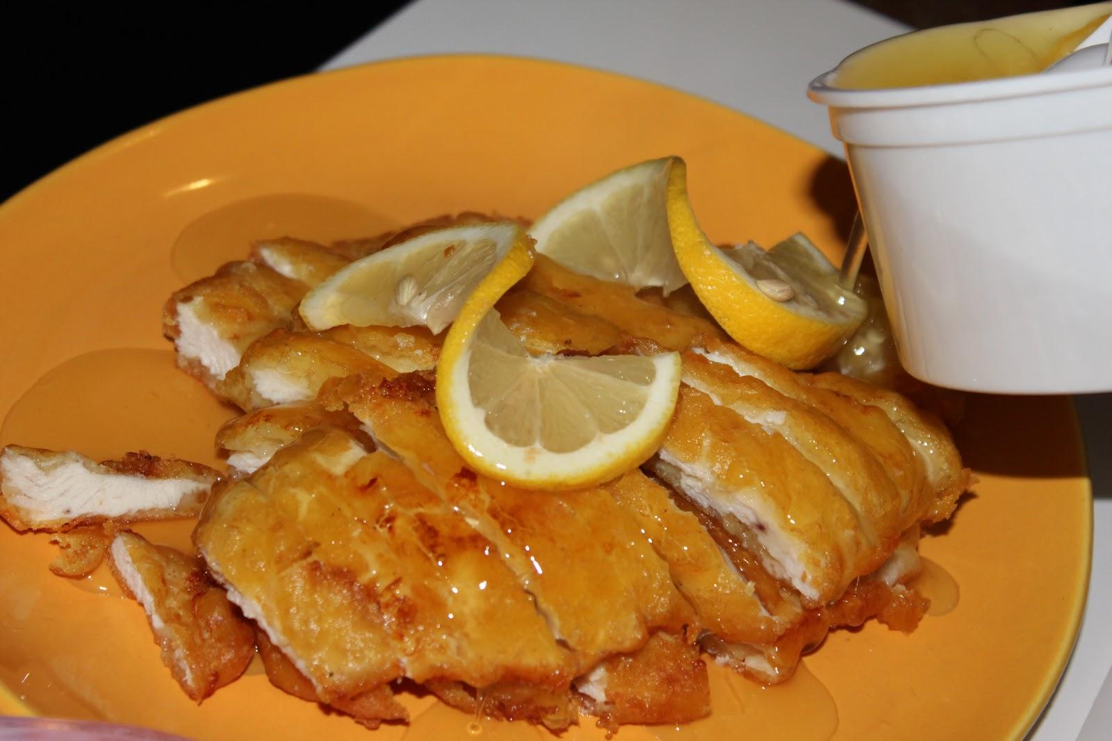 Recetas de cocina faciles para estudiantes pollo al lim n - Pechugas al limon ...
