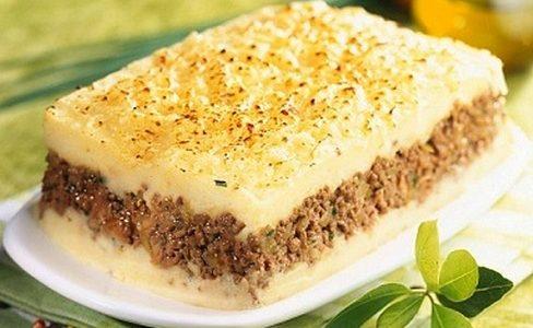 Pastel De Carne Receta Fácil