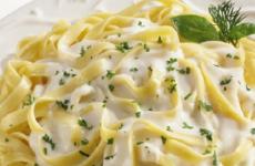 receta fácil de pasta